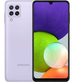 Samsung A225F 4-64 VL smartphone galaxy a22 4gb/ 64gb/ 6.4''/ violeta - SAM-SP A225F 4-64 VL