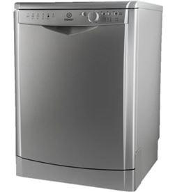 Indesit lavavajillas DFG26B1NXEU 60cm inox Lavavajillas de 60 - F084488