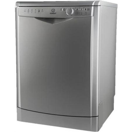 Indesit lavavajillas DFG26B1NXEU 60cm inox