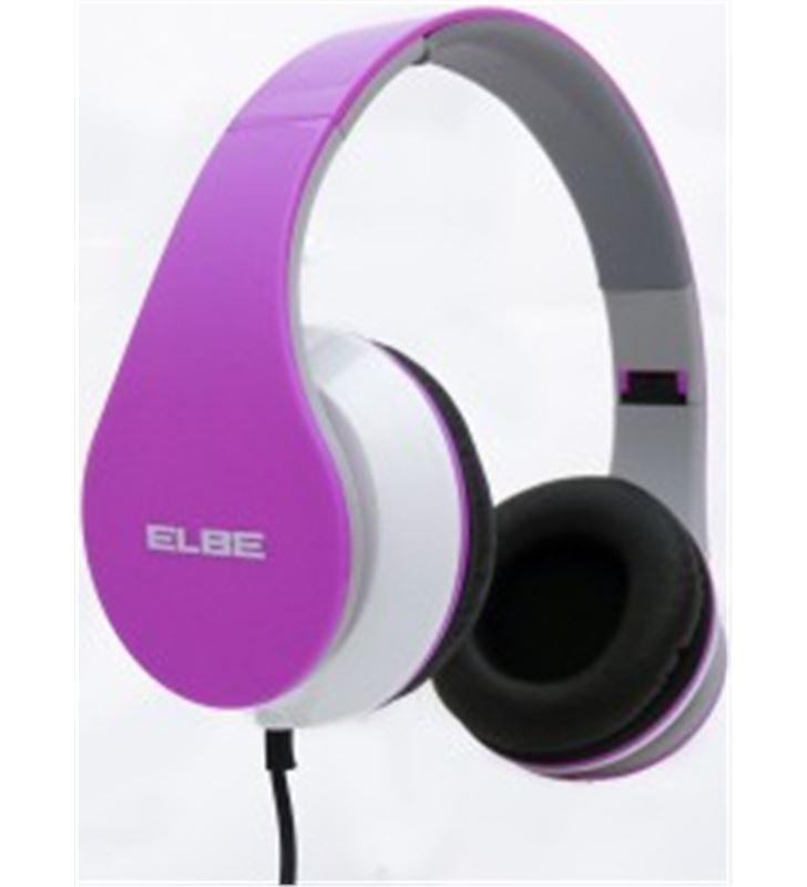 Auricular plegable Elbe AU545PK rosa Auriculares - AU545PK