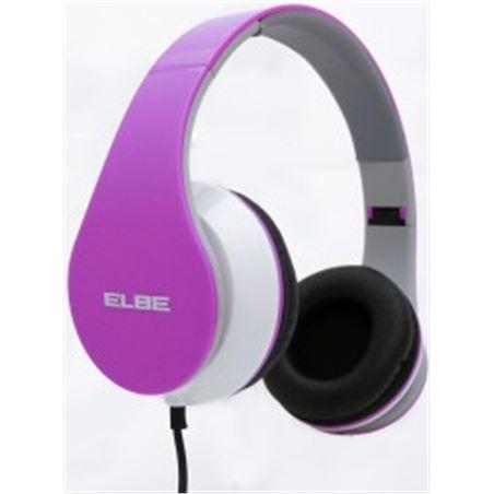Auricular plegable Elbe AU545PK rosa