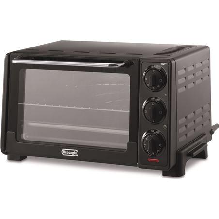 Horno sobremesa Delonghi eo20312 grill 20l negro