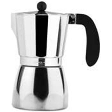 Cafetera fuego Oroley alu 6t aluminio 215030300