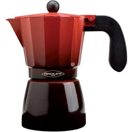 Cafetera fuego Oroley ecofund 6/3t induccion 215070300