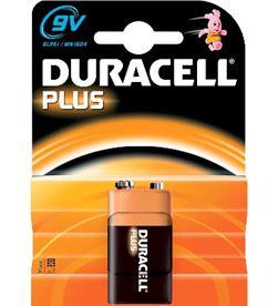 Pilas Duracell plus power 9v(6f22) alcalina 6LR61 Cables - 81479987