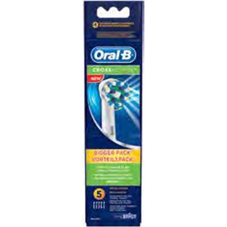 Recambio cepillo dental Braun eb50-5 cross act eb50-5crossacti