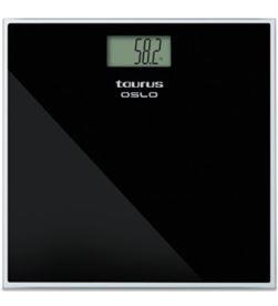 Bascula baño Taurus oslo negra (verii) 990539 - 990539