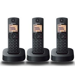 Panasonic KXTGC313SPB telefono inal kx-tgc313spb trio negro - KXTGC313SPB