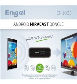 Engel android miracast dongle en1003 wifi hd display - EN1003