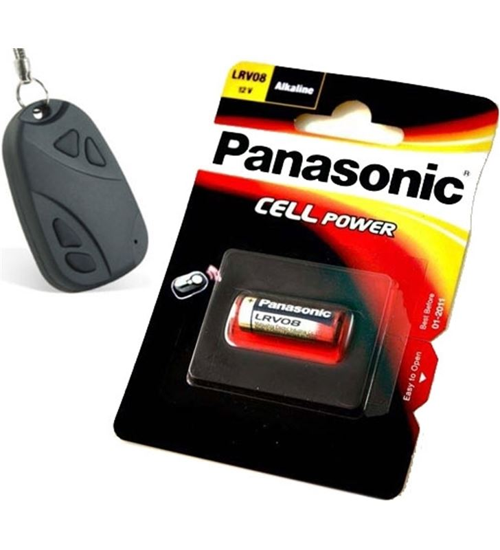 Pilas alcalinas Panasonic 12v LRV08 ( 1-blis - LRV08