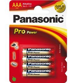 Pilas alcalinas Panasonic 1.5v LR03PP/4BP ( 4-bl Ofertas - LR03PP-4BP