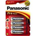 Pilas alcalinas Panasonic 1.5v LR6PP/4BP ( 4-bli - LR6PP-4BP