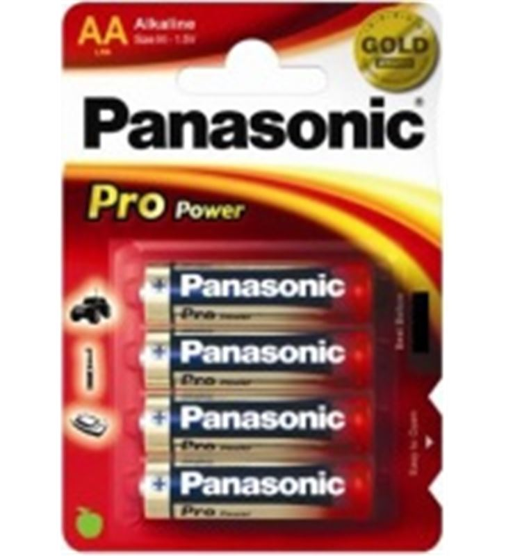 Pilas alcalinas Panasonic 1.5v LR6PP/4BP ( 4-bli - LR6PP4BP