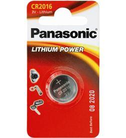 Pila litio Panasonic cr-2016/1bp ( 1-blister ) 3v C2016 - C2016