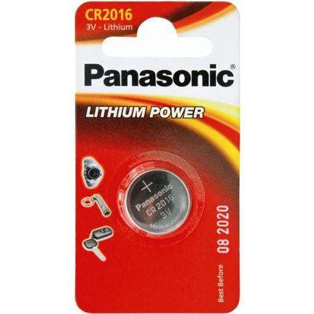 Pila litio Panasonic cr-2016/1bp ( 1-blister ) 3v C2016