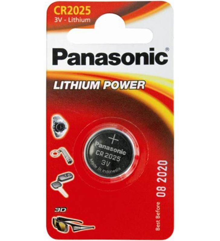 Pila litio Panasonic cr-2025/1bp ( 1-blister ) 3v C2025 - C2025