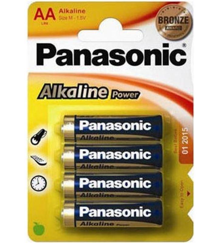 Pilas alcalinas Panasonic 1.5v lr6 ap ( 4-blis PANLR06_4 - LR6-AP