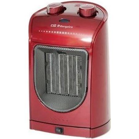 Calefactor ceramico Orbegozo CR5036 1800w rojo