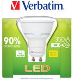 Bombilla led Verbatim 52608 halogena gu10 5w Iluminacion - 52608