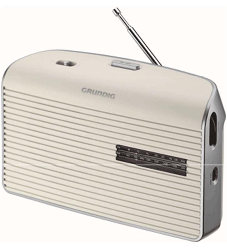 Radio portatil Grundig music60 blanca (GRN1520) - GRN1520