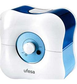 Humidificador Ufesa hf3000 1.7l 30w blanco/azul UFEHF3000 - HF3000