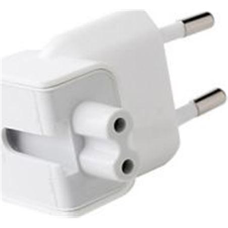 Adaptador eu cargador Unotec de mackbook y ipad 31.0050.00.00