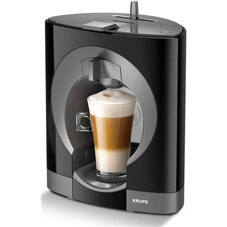 Cafetera dolce gusto Krups KP1108 oblo negra