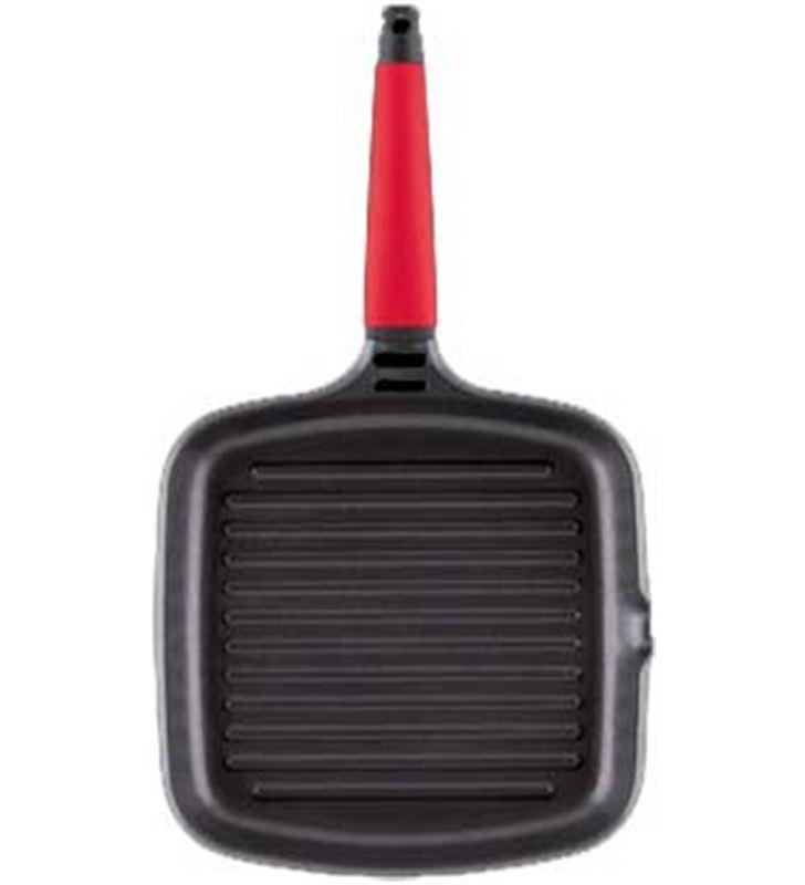 Plancha carne Castey ind mango rojo 27x27cm 2-ig27 CTY2IG27 - 2-IG27