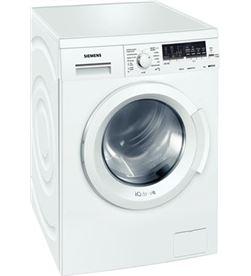 Siemens lavadora carga frontal WM12Q468ES blanca Lavadoras - WM12Q468ES