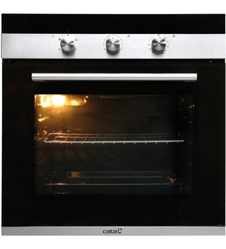 Horno Cata cm760 independiente multifuncion inox 07032307 - 07032307