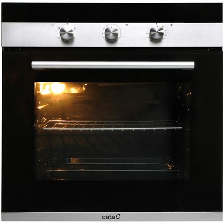Horno Cata cm760 independiente multifuncion inox 07032307