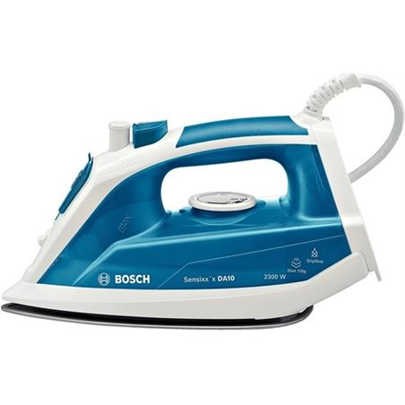 Plancha vapor Bosch TDA1023010 2300w azul