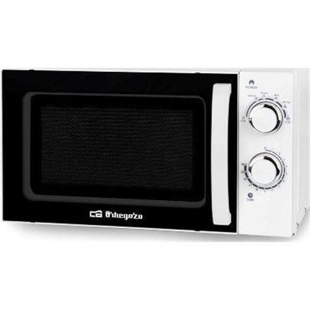 Microondas grill 20l Orbegozo MIG2030 blanco 700w
