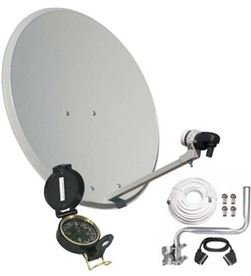 Engel AN0432E kit parabolica 80cm+lnb+local+kit TDT/Satélite - AN0432E