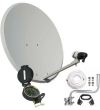 Kit parabolica Engel AN0432E 80cm+lnb+local+kit TDT/Satélite - AN0432E