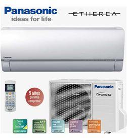 Panasonic KITE12QKE aire 1x1 3010 f/c inv kit-e12-qke ethere - KITE12QKE