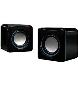 Altavoz Vivanco stereo compacto negro/azul (31925) - 31925
