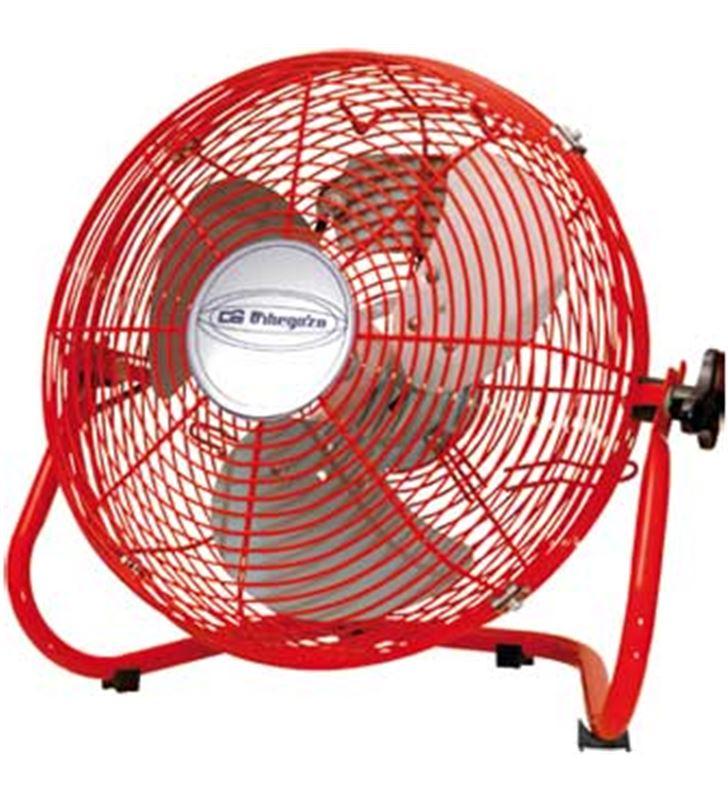 Ventilador industrial Orbegozo PW1430 rojo 80w - PW1430