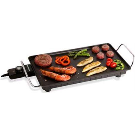 Plancha cocina Mondial tc01 26x46cm 2500w MLTC01