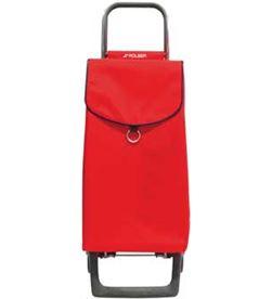 Carro compra Rolser pepmfjoy rojo 2 ruedas pep1009 - PEP1009