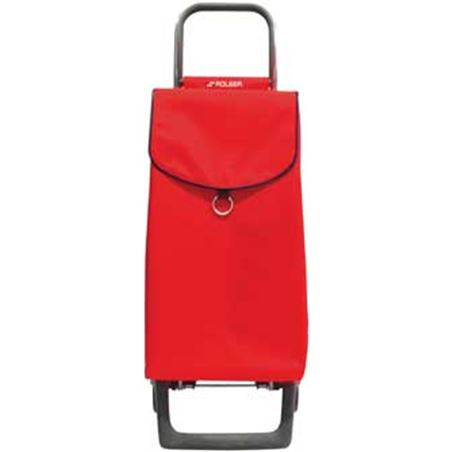 Carro compra Rolser pepmfjoy rojo 2 ruedas ROLPEP001_ROJO