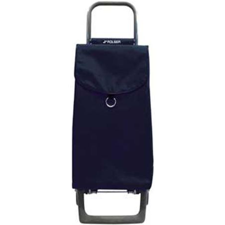 Carro compra Rolser pepmfjoy negro 2 ruedas pep1023