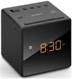 Radio reloj Sony icfc1b.ced negro ICFC1BCED Radio y Radio/CD - ICFC1B