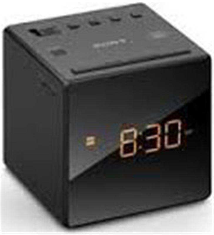 Radio reloj Sony icfc1b.ced negro ICFC1BCED Radio Radio/CD - ICFC1B