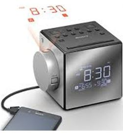 Radio reloj Sony icfc1pj.ced 2 alarmas - proyector ICFC1PJCED - ICFC1PJ