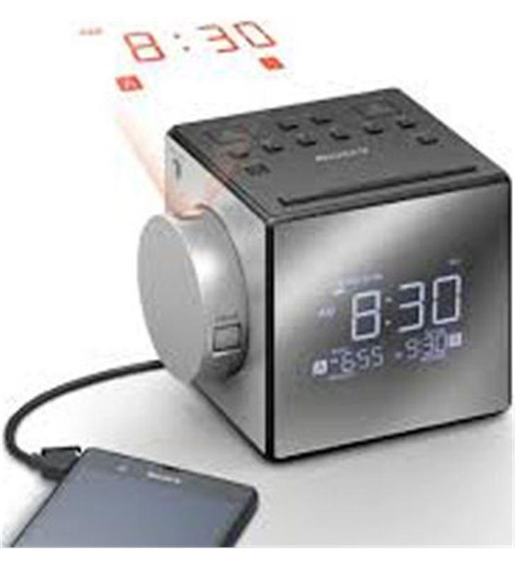 Sony ICFC1PJ radio reloj .ced 2 alarmas - proyector ced - ICFC1PJ