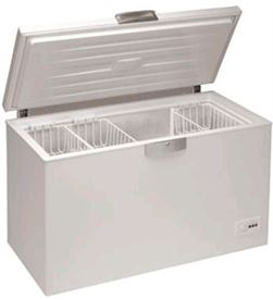 Congelador h Beko HSA40520 129cm blanco a+ Congeladores y arcones - HSA40520