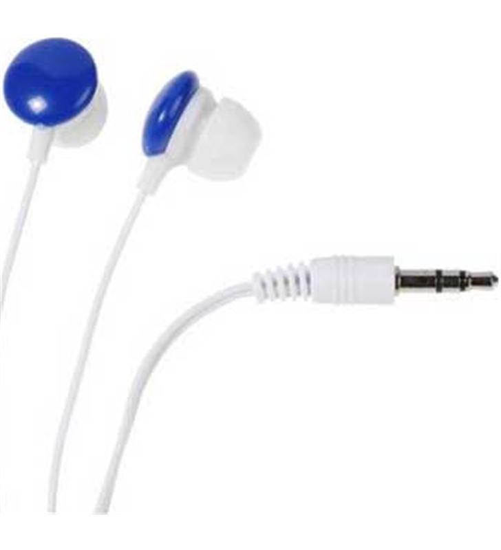 Auriculares boton Vivanco sr 3 azul stereo 34887 - 34887