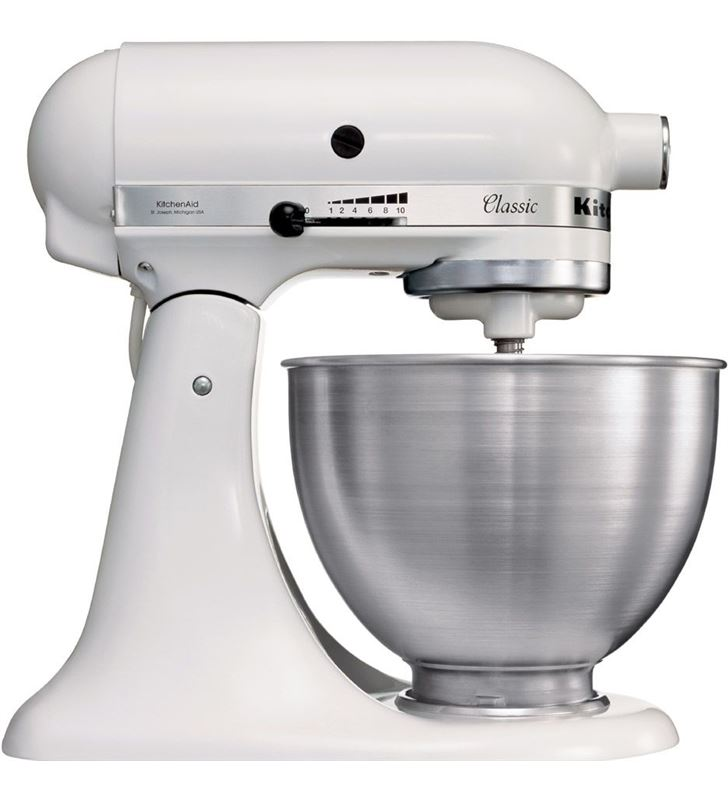 Robot classico Kitchenaid 5K45SSEWH blanco - 5K45SSEWH