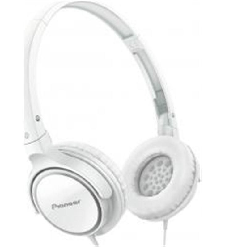Auricular diadema Pioneer se-mj512-w blanco/gris SEMJ512W - SEMJ512W